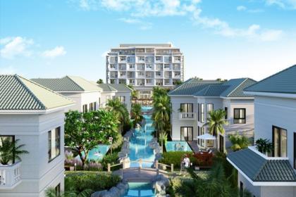Parami Resort Hồ Tràm