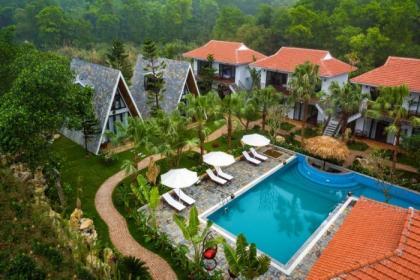 Bái Đính Garden Resort Ninh Bình