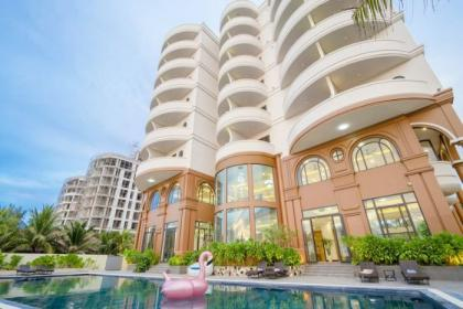Khách Sạn The May Beach Phú Quốc