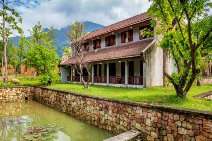 Khách Sạn Làng Nương Yên Tử - Yên Tử Village