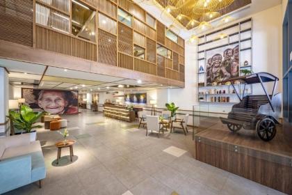Khách Sạn Icon Sài Gòn Luxury Design