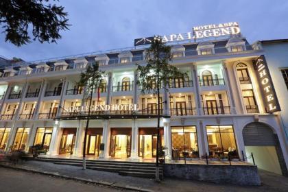 Khách Sạn Sapa Legend