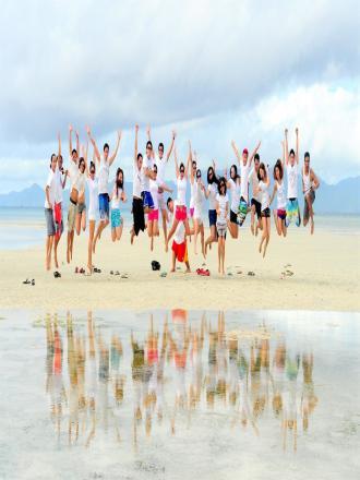 Du lịch Teambuilding