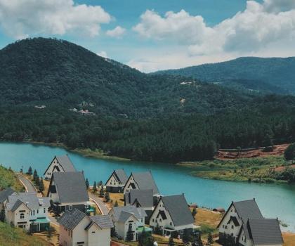 Đà Lạt Wonder Resort 4 Sao chỉ từ 1.110.000 VNĐ/đêm/net