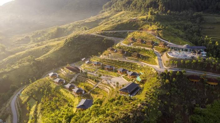 Khám phá 3 Resort Yên Bái cực thu hút, nên thơ vào mùa lúa vàng